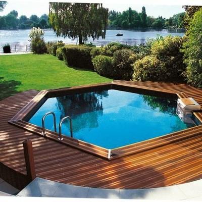 Presupuesto construir piscina prefabricada online - Piscine on line ...