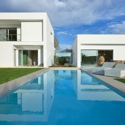 Piscinas viviendas Unifamiliares Orihuela Costa (Alicante)