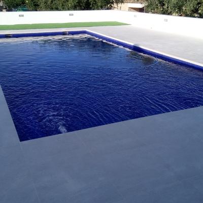 Proyecto de piscina en Ontinyent