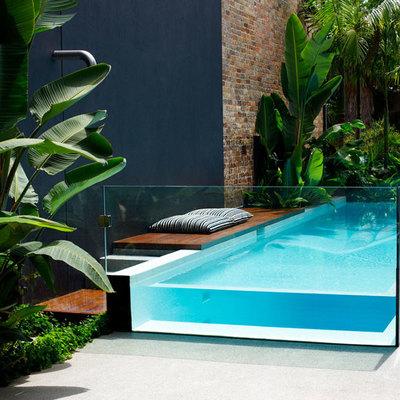 El chapuzón más increíble: ¡alucina con las piscinas transparentes!