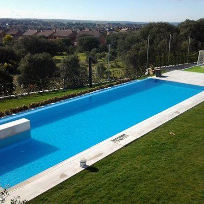piscina urbanizacion golf las rozas