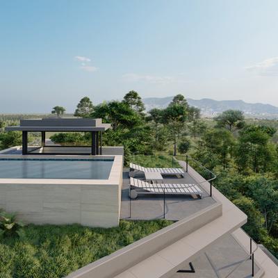 Nueva vivienda unifamiliar en La Plana, Sitges