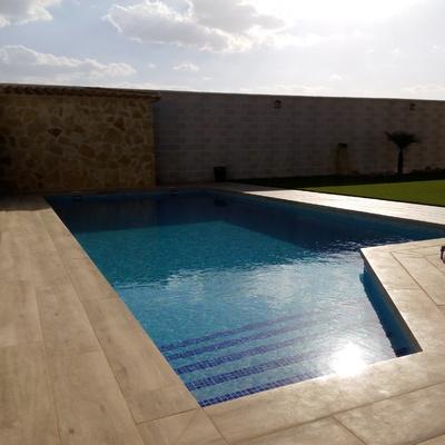 Presupuesto piscina y jard n en vizcaya online habitissimo for Presupuesto piscina