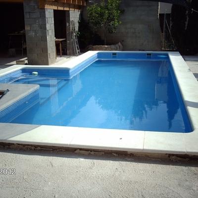 Precio construcci n piscinas en valencia habitissimo - Piscinas construccion precios ...