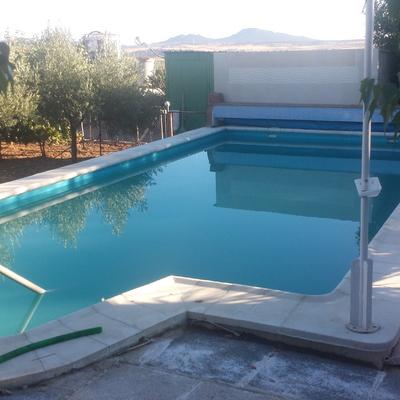 Precio construcci n piscinas habitissimo for Piscina 402 granada precios