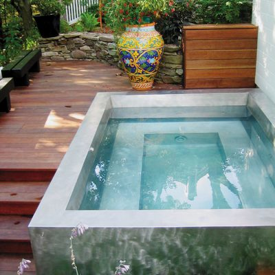 Presupuesto construir piscina peque a online habitissimo for Construir piscina en patio pequeno
