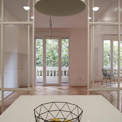Una vivienda reformada con nuevos aires