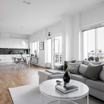Ideas y fotos de reformas viviendas para inspirarte - Reforma piso pequeno ...