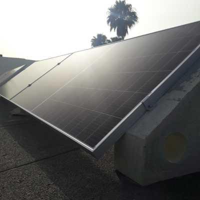 Vivienda - 3 kW con estructura de bloques