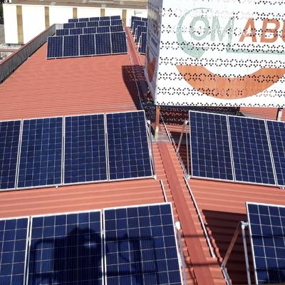 Autoconsumo industrial en Pinto ( Madrid)