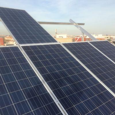 Instalación fotovoltaica de 2400watt en Picanya
