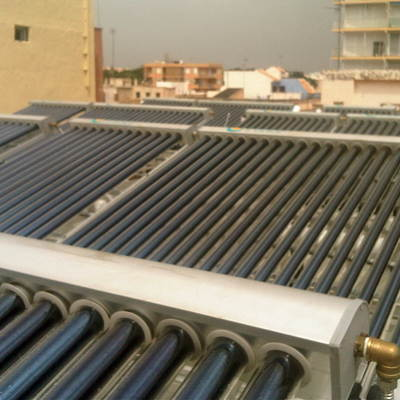 Placas Solares Tubulares