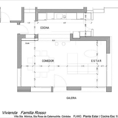 Diseño y montaje de espacios interiores