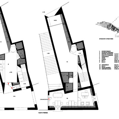 Centro De Interpretación Patrimonial En Almería