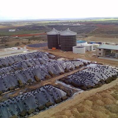 Planta de Biogas.