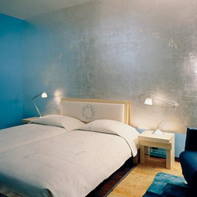 Habitaciones de hotel a todo color