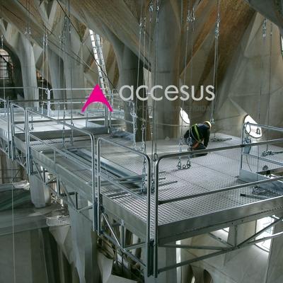 Plataforma Para La Sagrada Família