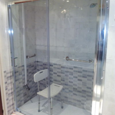 Cambio bañera por ducha (Barcelona)