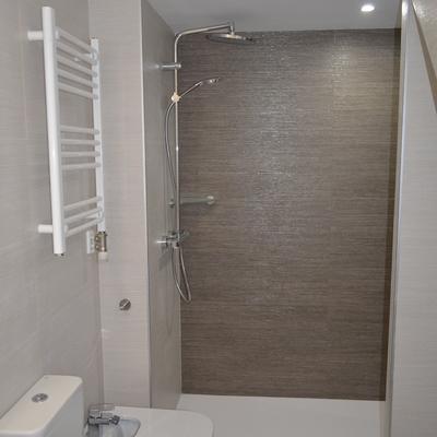 Precio duchas ba os online habitissimo - Duchas para bano ...