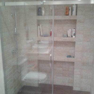 Reforma de baño entero