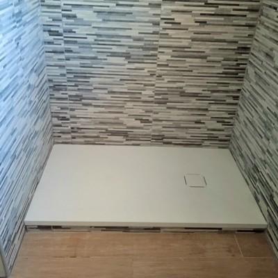 Construcción baño anexo al dormitorio