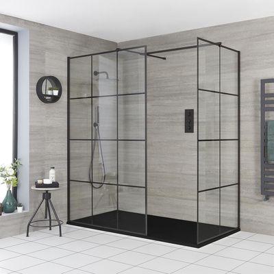 Viste a tu baño de negro y presume de elegancia gracias a Hudson Reed