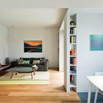 Polibio, la segunda oportunidad de una vivienda de los años 30