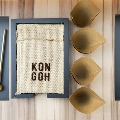 Pop Up Store Kongoh