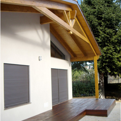 Ampliación de una  vivienda en una  planta Baja de Valldoreix en Barcelona