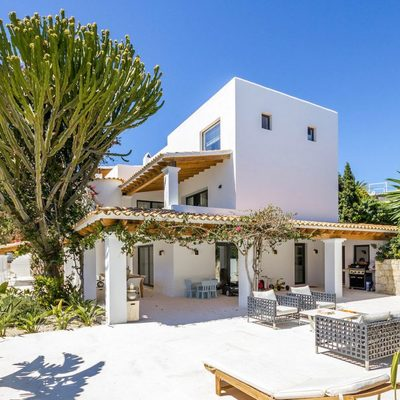 Ibiza Mix: cómo conseguir una terraza de estilo ibicenco