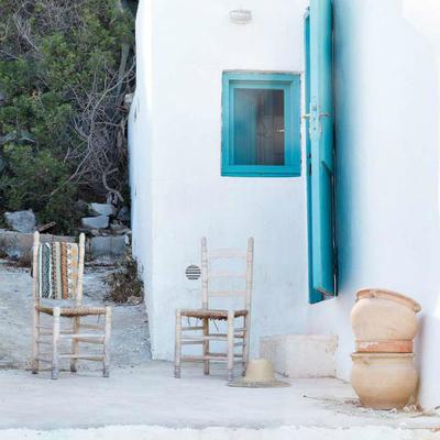 Una casa de vacaciones en Alicante sencilla y natural