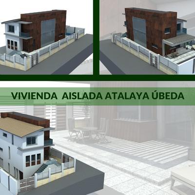 VIVIENDA  AISLADA ATALAYA ÚBEDA