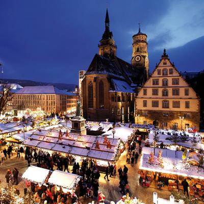 Viaje por los mercadillos navideños más espectaculares del mundo