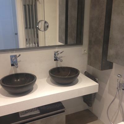 Reforma  de un baño en Madrid