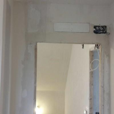 Preinstalacion de aire acondicionado