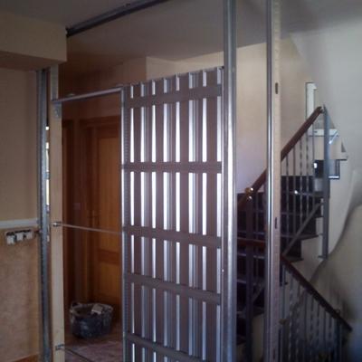 Premarco de puerta corredera