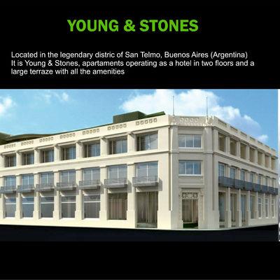 Edificio Young Stones, Argentina