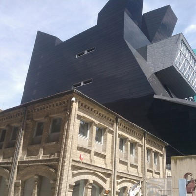 Museo Pablo Serrano, Zaragoza