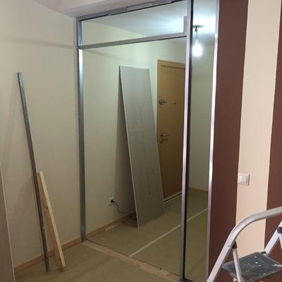Colocación de una puerta de paso para independizar entrada al piso