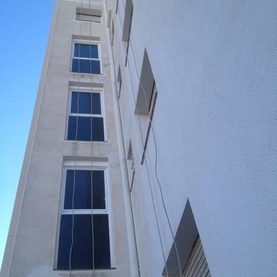 Rahabilitación fachada anterior