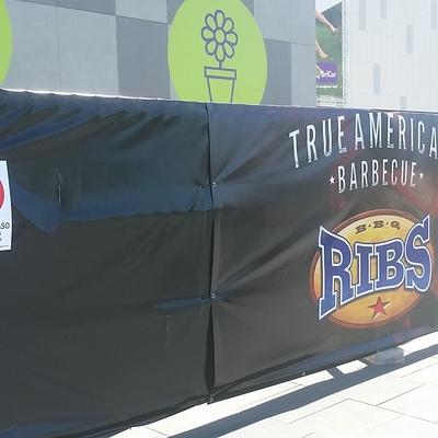 Climatizacion Restaurante  RIBS