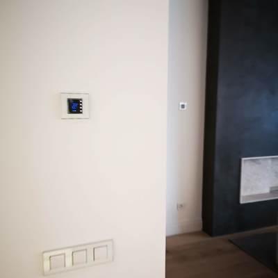 Instalación eléctrica/domótica, iluminación y telecomunicaciones