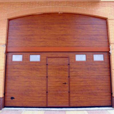 Proyecto a medida entrada garaje