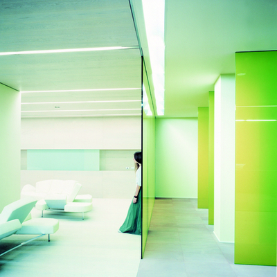 Proyectos Áreas Lounge