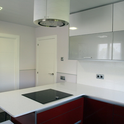 Proyecto cocina roja 4