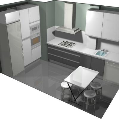 Mobiliarios de cocina