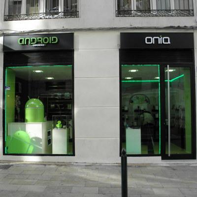 Proyecto de acondicionamiento de local en calle Alfonso