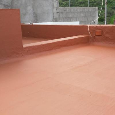 Proyecto de pintura impermeabilización de azotea.