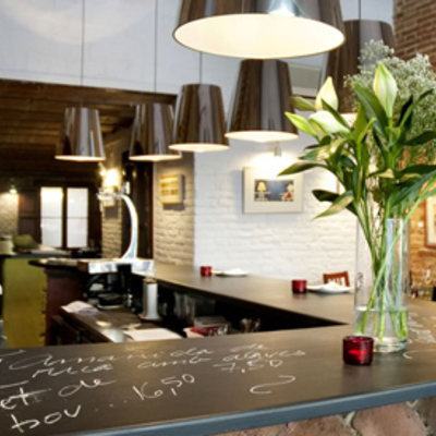 2010 Proyecto Interiorismo Restaurante Romero