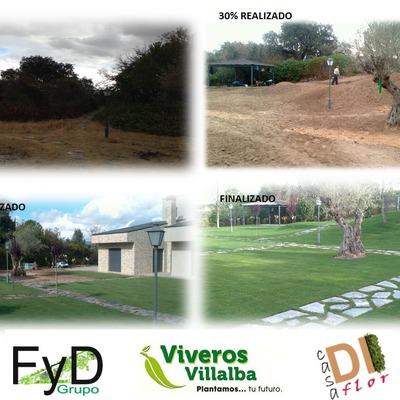 Proyecto de Paisajismo Vivienda Unifamiliar